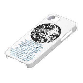 Capricorn - Zodiac Phone case
