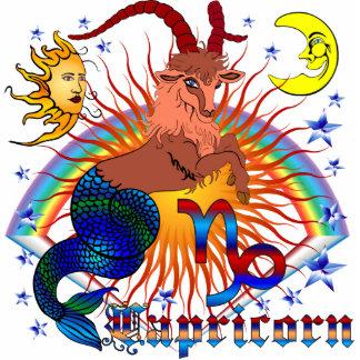 Capricorn-Zodiac-V-1 Acrylic Cut Out