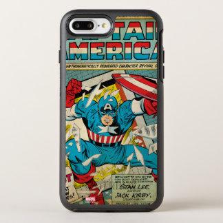 Captain America-COVER 1 OtterBox Symmetry iPhone 8 Plus/7 Plus Case