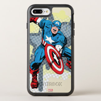 Captain America Star OtterBox Symmetry iPhone 8 Plus/7 Plus Case