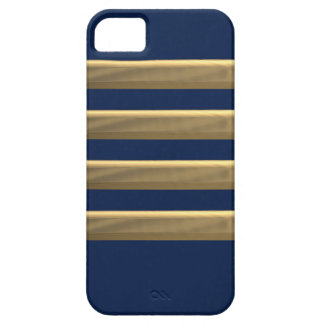 Captain gold stripes iPhone 5 covers