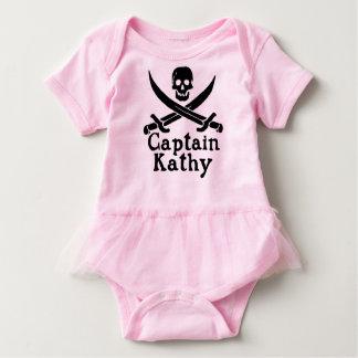 Captain Kathy Baby Bodysuit