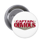 Captain Obvious Badge