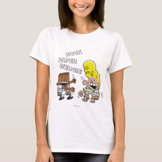 Captain Underpants | Rock Paper Wedgie T-Shirt