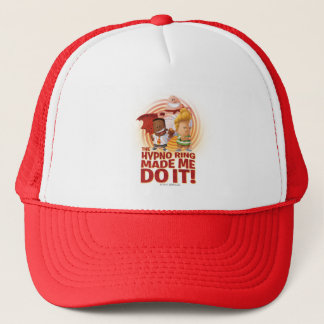 Captain Underpants | The Hypno Ring Made Me Do It Trucker Hat