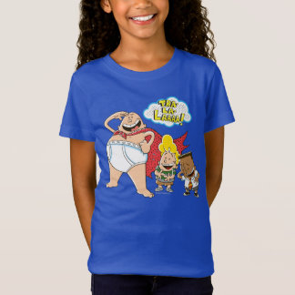 Captain Underpants | Tra-La-Laaaa! T-Shirt