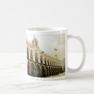 Captain's guard in Antigua Guatemala Coffee Mug
