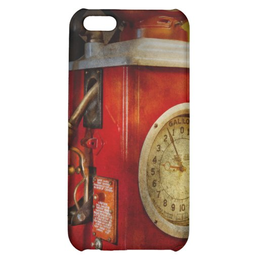 Car - 19 Gallons iPhone 5C Covers