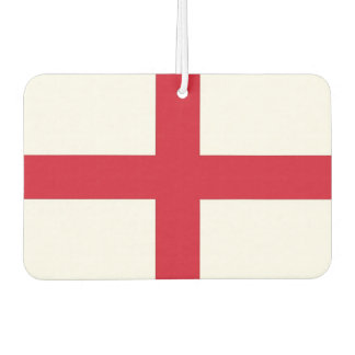 Car Air Fresheners with Flag of England