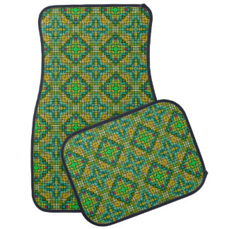 Car Mats, set of 4, t-001b Car Mat
