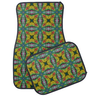 Car Mats, set of 4, t-015b Car Mat