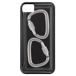 Carabiners black box iPhone 5 cases
