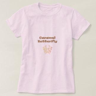 Caramel Butterfly T-Shirt