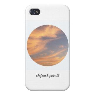 Caramel Skies iPhone 4 Case