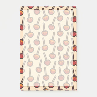 Caramelized Apples Post-it Notes