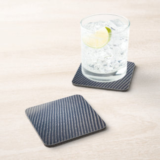 Carbon Fiber Photo Textured Coaster