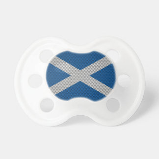 Carbon Fiber Print Scotland Flag Decor Dummy