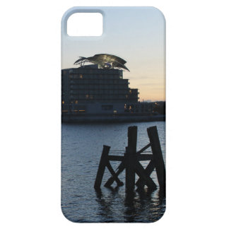Cardiff Bay Sunset iPhone 5 Covers