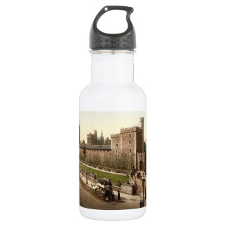 Cardiff Castle I, Cardiff, Wales 532 Ml Water Bottle