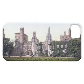 Cardiff Castle, Wales, U.K. iPhone case
