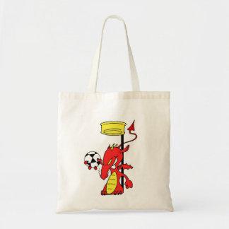 Cardiff Dragons Korfball Bag
