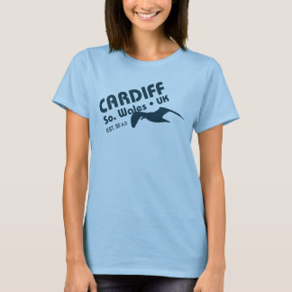 Cardiff Wales T-Shirt
