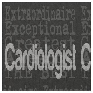 Cardiologist Extraordinaire Fabric