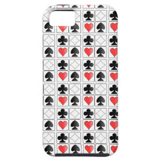 Cards Image Case For iPhone 5/5S