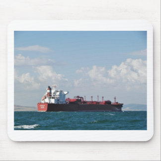 Cargo Ship Clipper Sky Mouse Pad