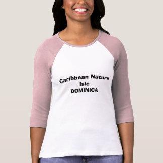 Caribbean Nature Isle DOMINICA T-Shirt