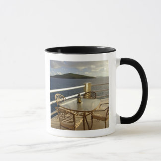 Caribbean, U.S. Virgin Islands, St. Thomas. View Mug