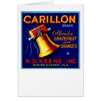 Carillon Florida Grapefruits Card