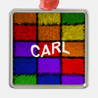 CARL CHRISTMAS ORNAMENT