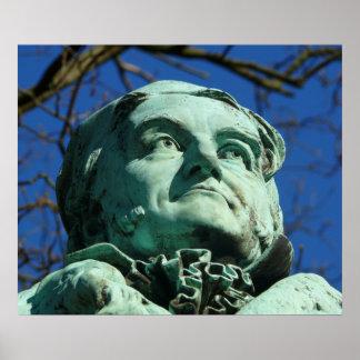 Carl Friedrich Gauss (Gauss), Braunschweig Poster