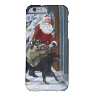 Carl Helping Santa Claus from <Carl's Christmas> b Barely There iPhone 6 Case