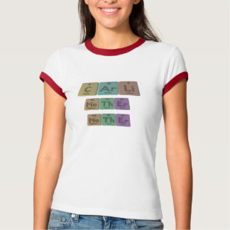 Carli as Carbon Argon Lithium T-Shirt