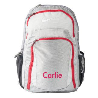 Carlie Nike backpack