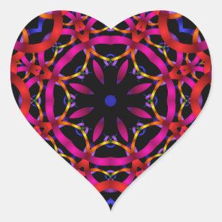 Carlo and Julia Purple Heart Sticker