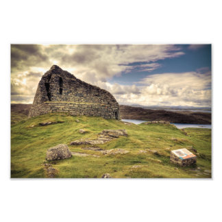 Carloway Broch Photo Print