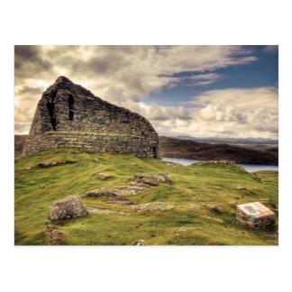 Carloway Broch Postcards