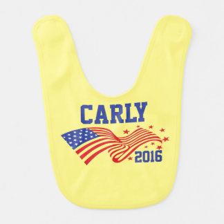 Carly Fiorina 2016 Bib