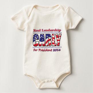 Carly Fiorina Baby Bodysuit