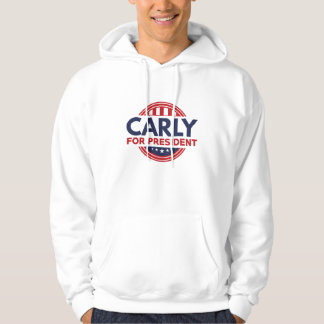 Carly For President Hoodie