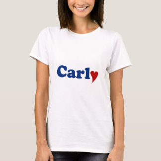 Carly with Heart T-Shirt