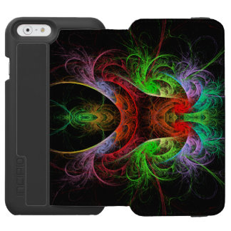 Carnaval Abstract Art Incipio Watson™ iPhone 6 Wallet Case
