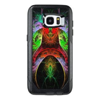 Carnaval Abstract Art OtterBox Samsung Galaxy S7 Edge Case