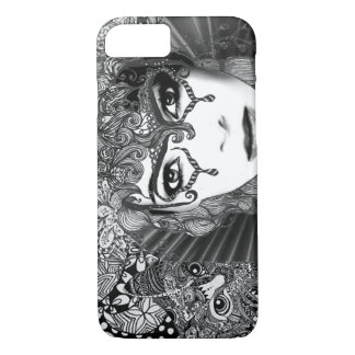 Carnival cat Cellphone case