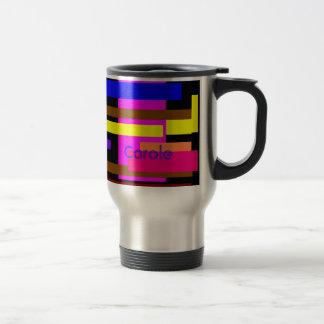 Carole travel mugs