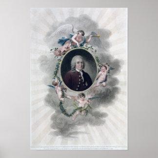 Carolus Linnaeus, Knight of the Polar Star Poster