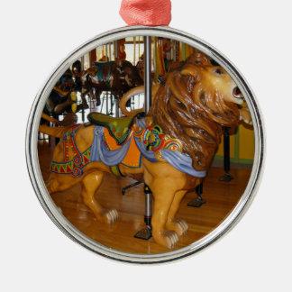 Carousel Animal Christmas Ornament